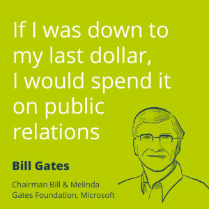 the importance of public relations