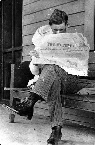 media coverage - newspaper