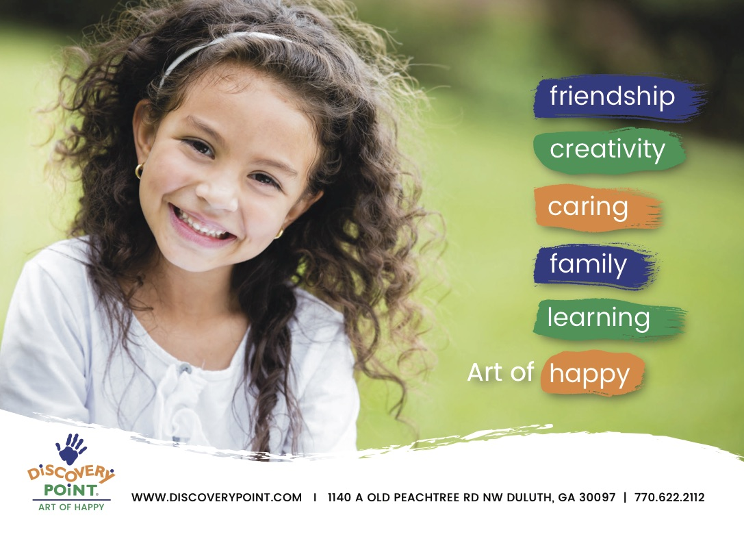 The Happy Client: Rebranding Discovery Point Childcare Centers