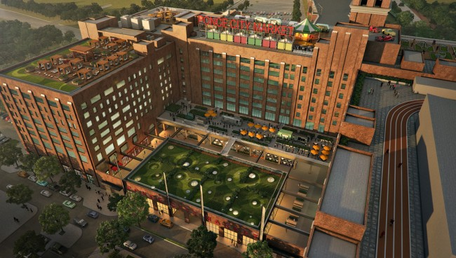 Ponce City Market: Another ATL Startup Hub