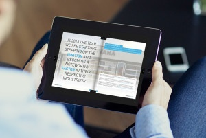 The Digital Magazine As The New PowerPoint