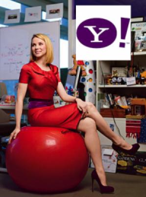Yahoo! CEO Marissa Mayer Goes Shopping in the Atlanta Startup Community